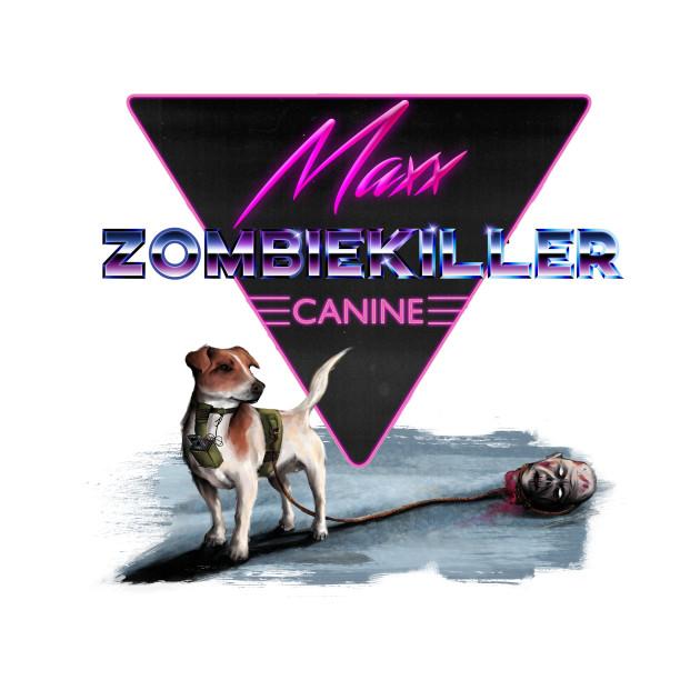 Maxx the zombie killer