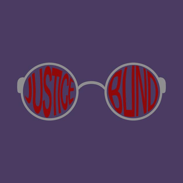 7b47f5d9f6b6 Justice is Blind - Daredevil - Tank Top