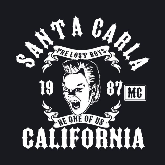Santa Carla's lost boys