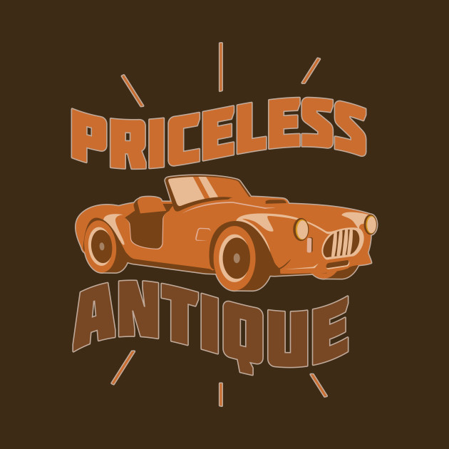 Priceless Antique Cars Collector