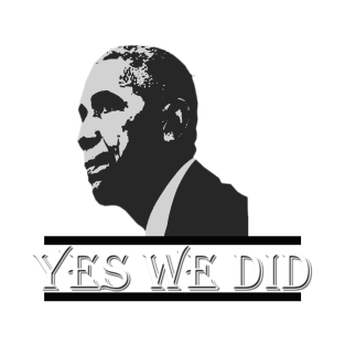 Yes we did Obama t-shirts
