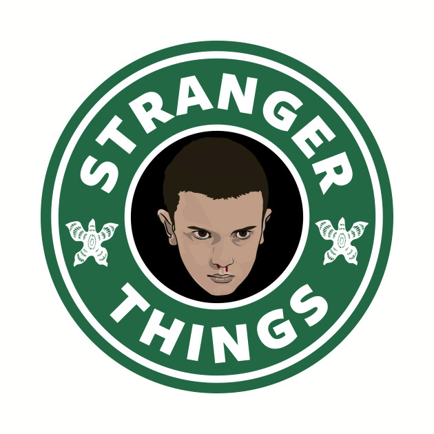 Stranger Things Eleven Coffee
