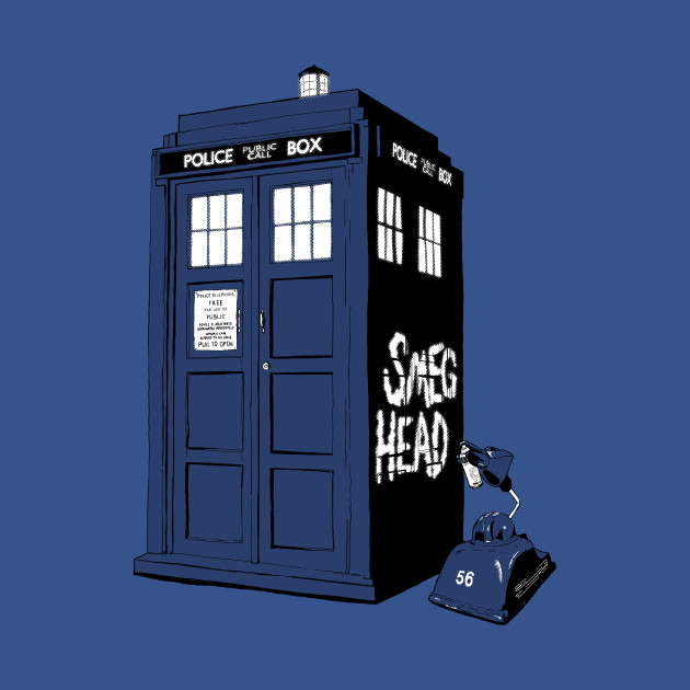 Bad SMEG HEAD