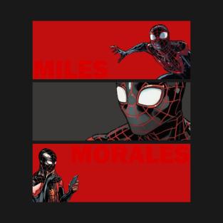 dddfb674dd5 Spiderman Comic Panels T-Shirt