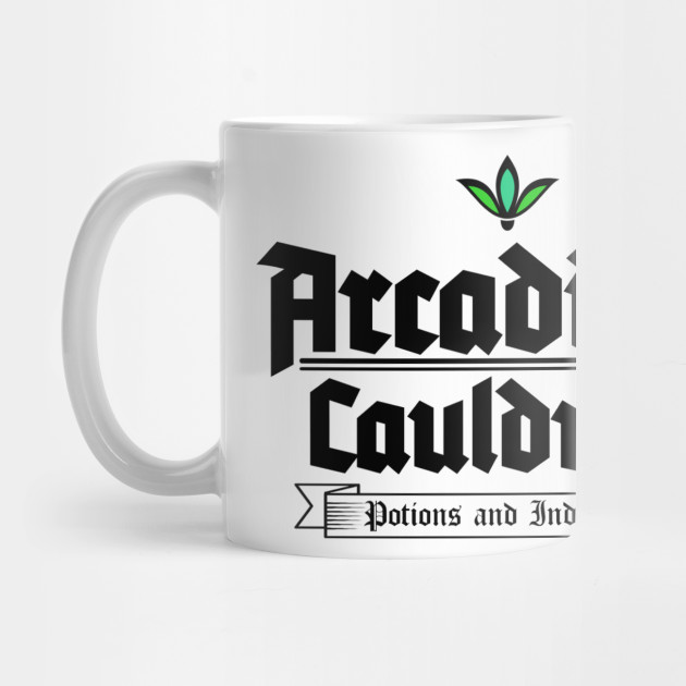 ARCADIA'S CAULDRON WHITERUN SHOP by theanomalius_merch