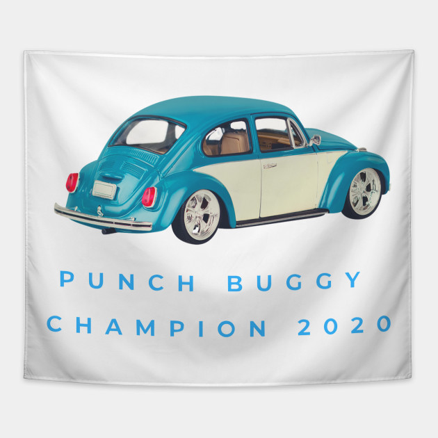 Punch Buggy Car >> Punch Buggy Champion 2020