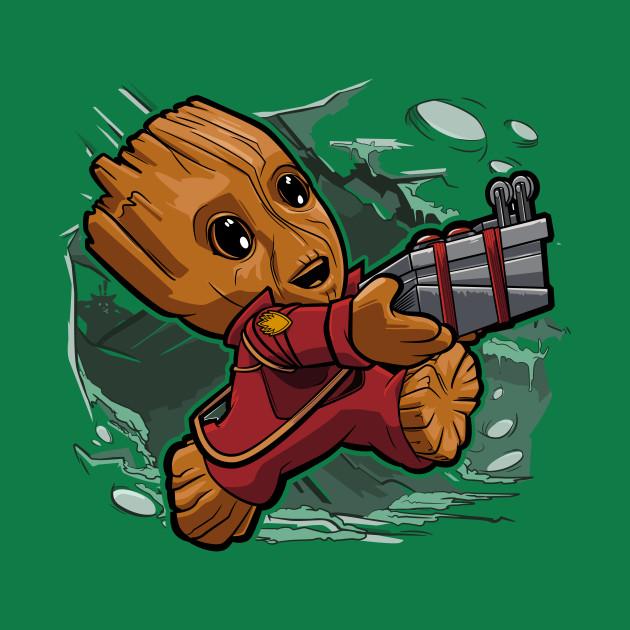 Super Tiny Groot