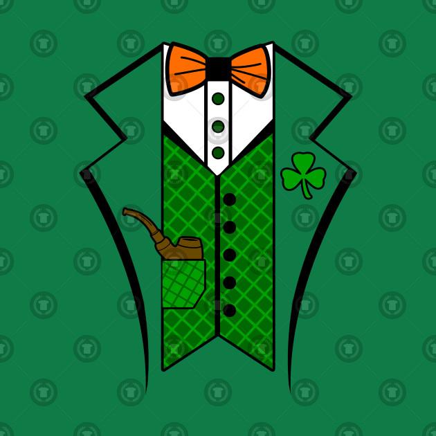 Leprechaun St Patrick's Day Pipe