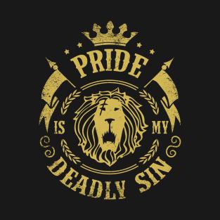 Seven Deadly Sins T Shirts Teepublic