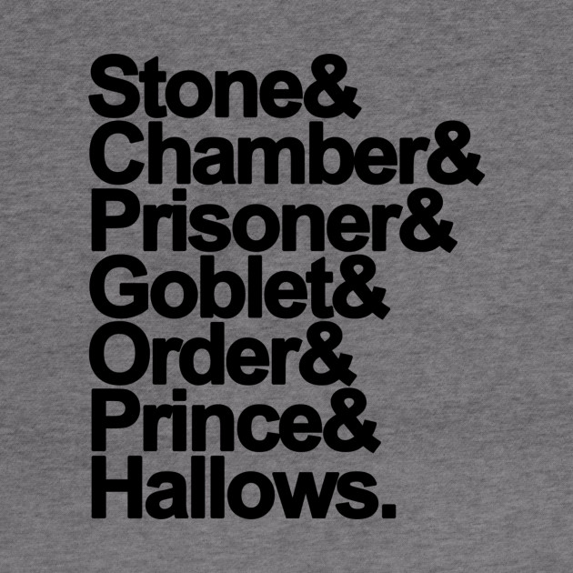 Harry Potter Titles