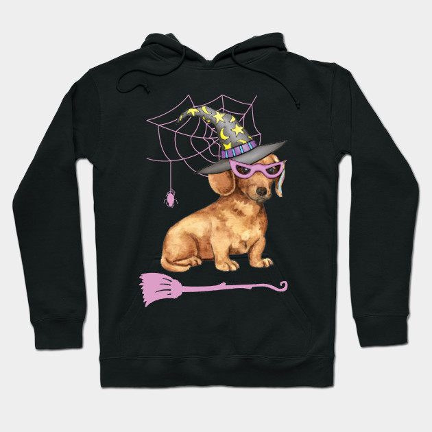 Halloween Dachshund Dog Shirt Funny Costume Scary Gift
