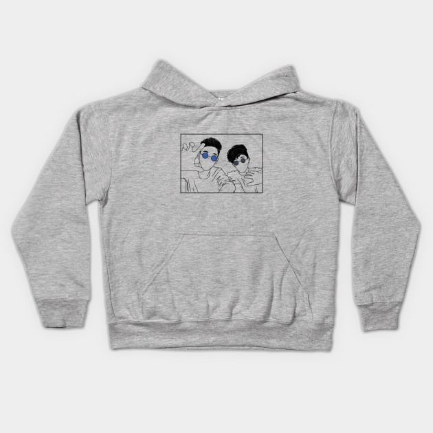 6d983a072 Daniel and Jack - Why Dont We - Kids Hoodie | TeePublic