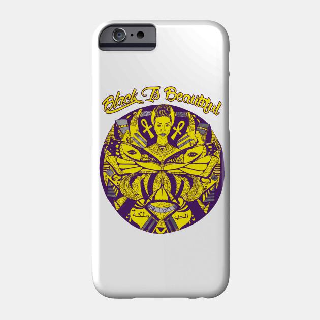 Yellow Purple Butterfly Goddess Black Is Beautiful
