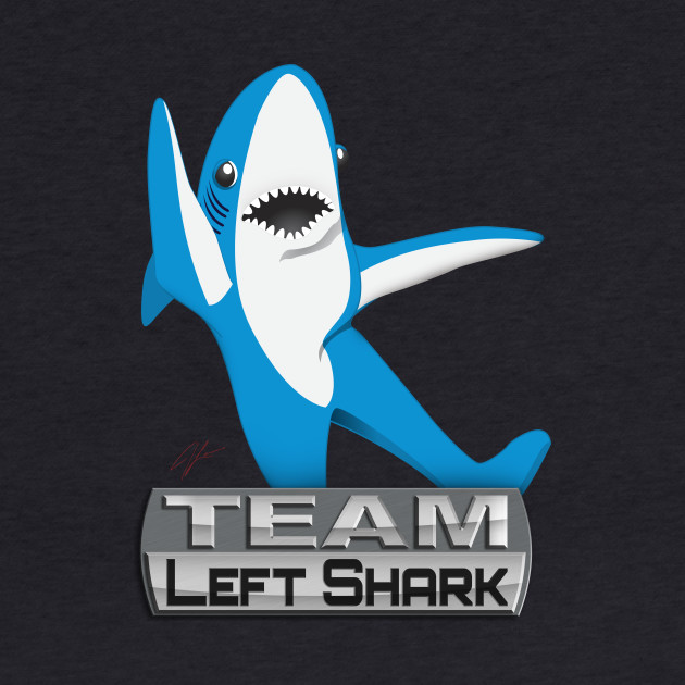 Team Left Shark