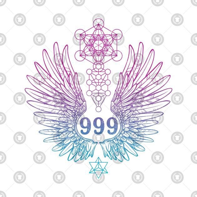 Angel Number 999 Sacred Geometry