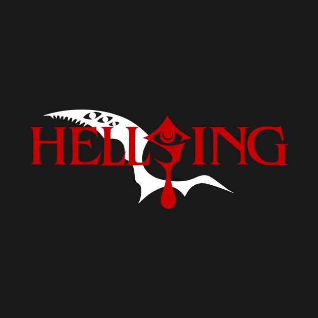 Logo of Hellsing Anime