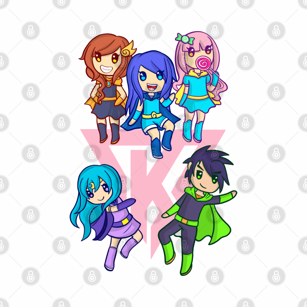 Funneh and the Krew Pink