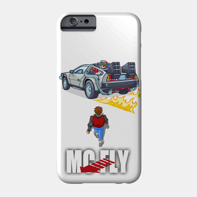 fd212f6b0f5695 Back to the Future - Back To The Future - Phone Case