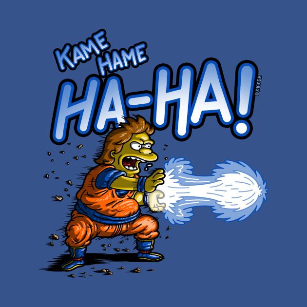 KAME HAME HA HA!