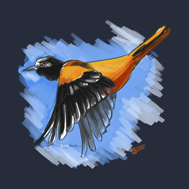 An Oriole for Dad