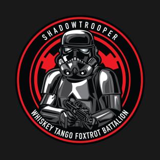 91ccbd611 Whiskey Tango F.B. Shadowtrooper T-Shirt