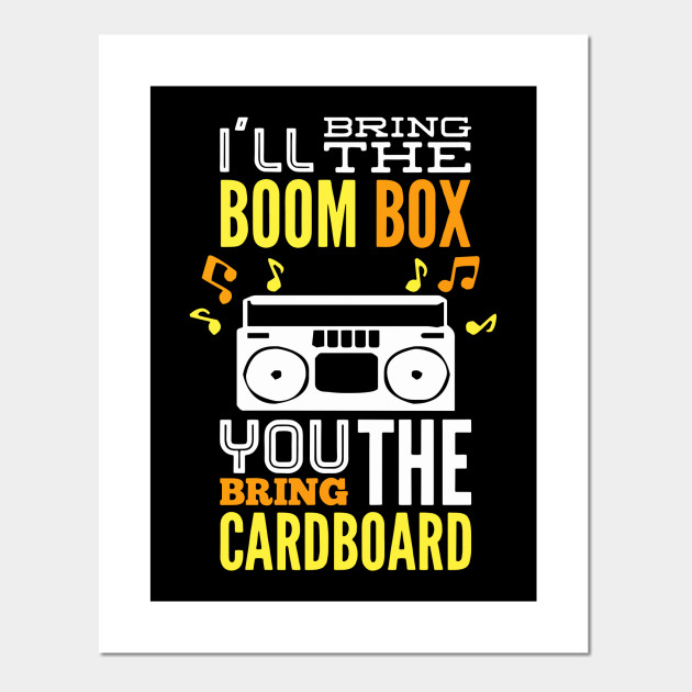 80s Music Breakdance Boombox 80s Posters And Art Prints Teepublic