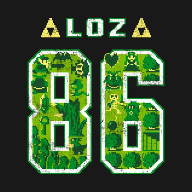 Class Of 86 T-Shirt