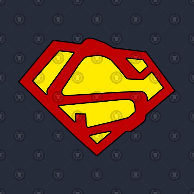 Animated Bizzare Redyellow Superman Kids T Shirt Teepublic