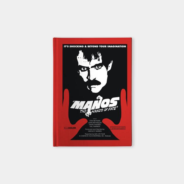 Manos Movie Poster