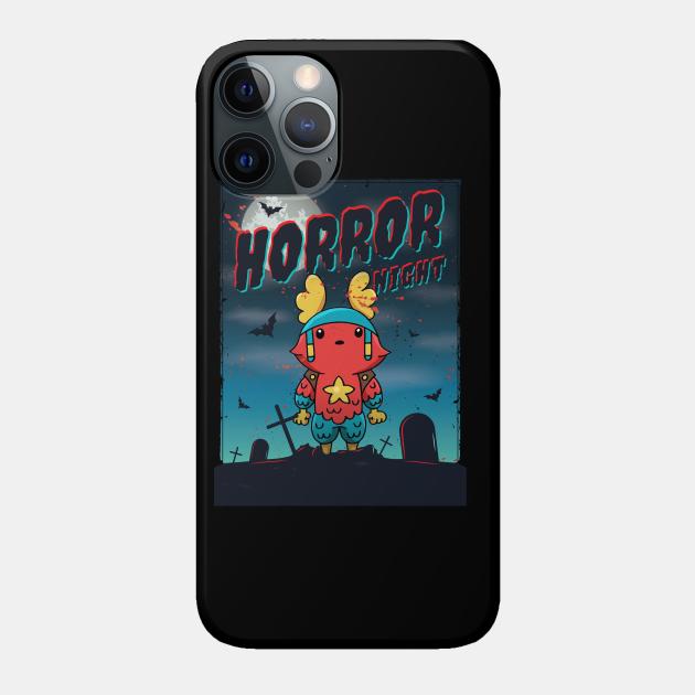 Horror Night Guff