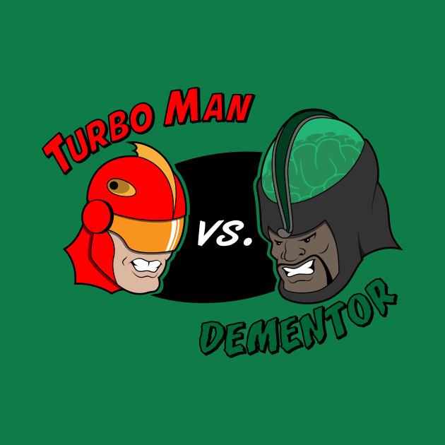 Turbo Man Showdown