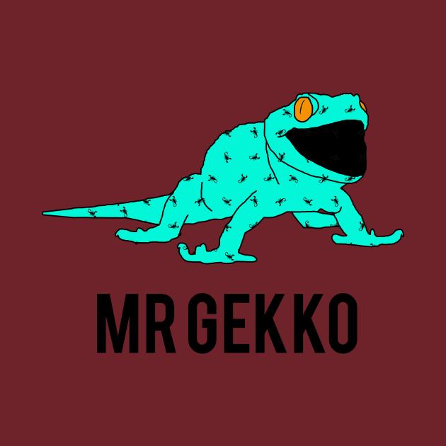 Mr Gekko