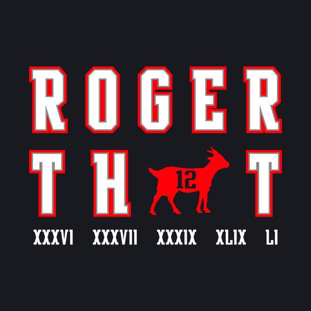 roger that 12
