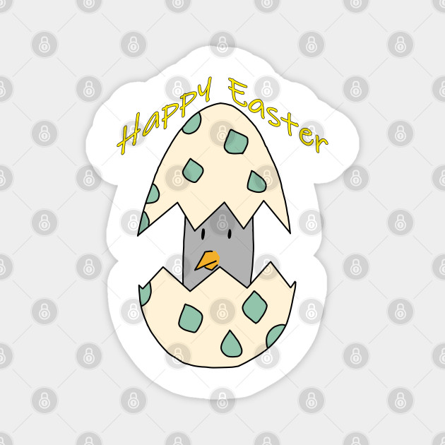 Happy Easter pigeon