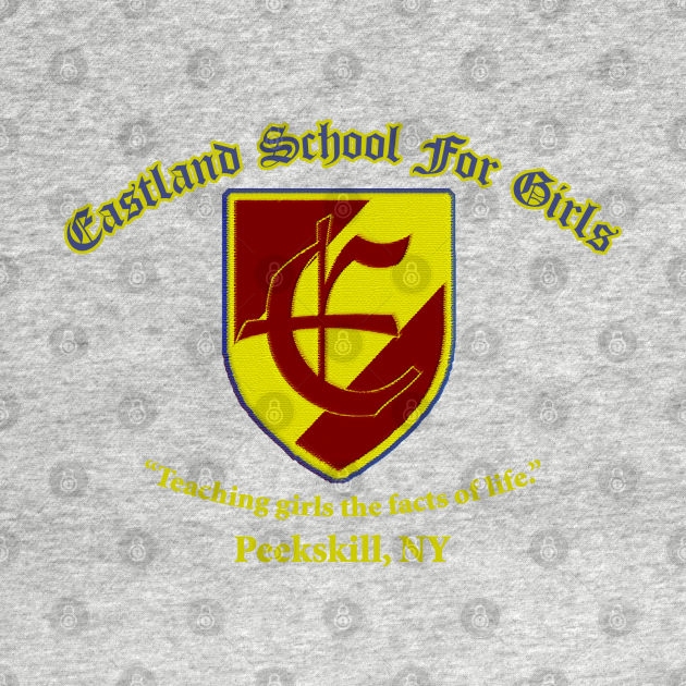 Eastland School for Girls Student