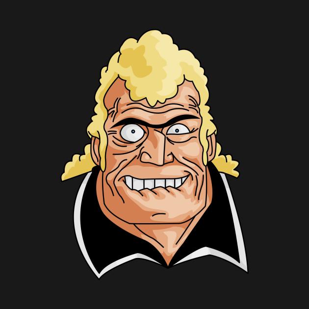 Venture Bros - Brock Samson