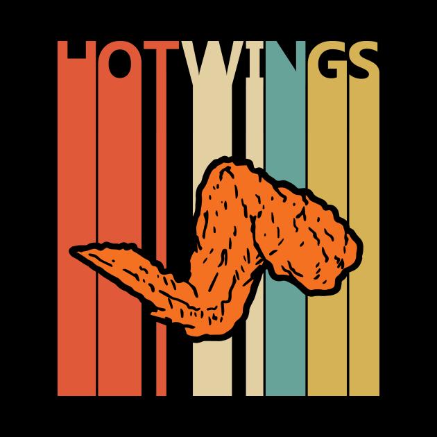 Vintage Hot Wings