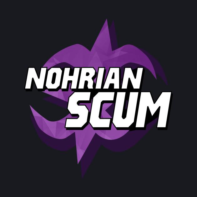 NOHRIAN SCUM SHIRT VER. 2