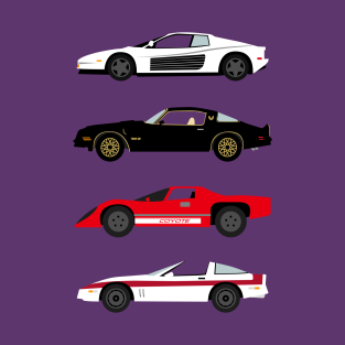 The Car's The Star: Sports Cars t-shirts