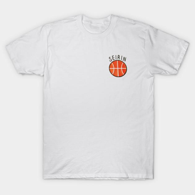 f06c6cfc0 Seirin Trainning - Kuroko No Basket - Camiseta