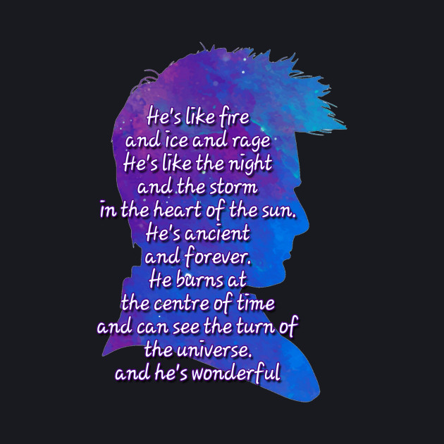 Fire and Ice and Rage...