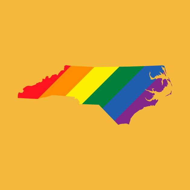North Carolina State Pride!