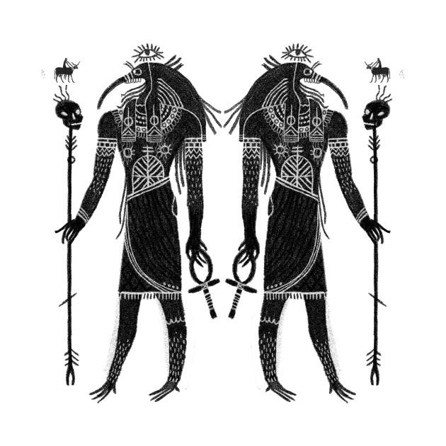Egypt Gods - 2