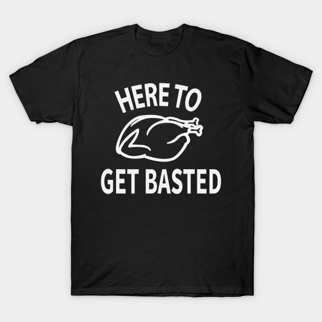 basted thanksgiving turkey T-Shirt