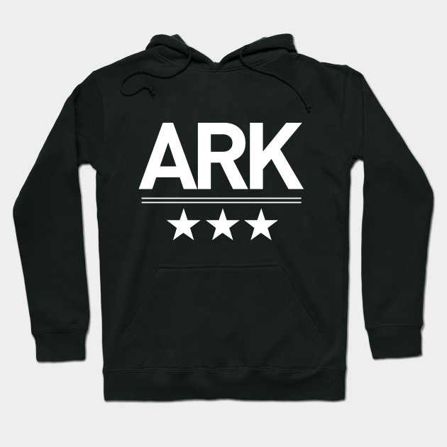 ARK group logo (text only white)