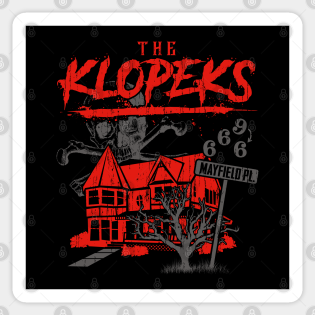 The Klopeks - House of Horrors