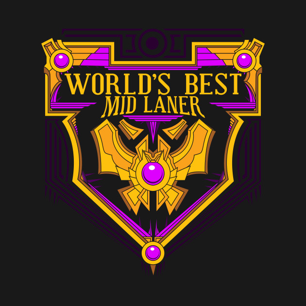 World's best Mid laner