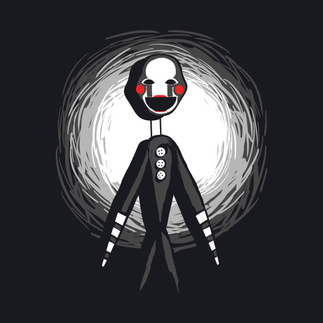Five Nights At Freddy's The Puppet