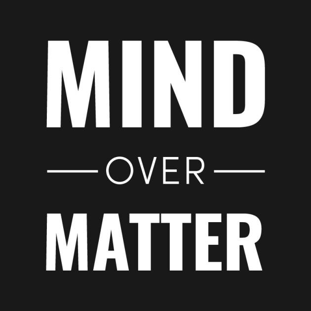 Gym Fitness Mind Matter Workout Crewneck Sweatshirt