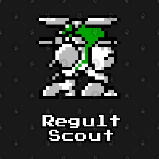 8bit DYRL Regult Scout